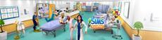 Update für Die Sims FreePlay bringt neue Berufe, Krankenhaus und Innenstadtkarte