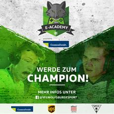 VfL startet Wolves E-Academy