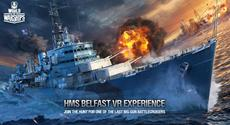 Virtual Reality-Erfahrung mit World of Warships