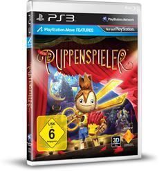 Vorhang auf für Der Puppenspieler – exklusiv für PlayStation3 mit USK 6-Einstufung