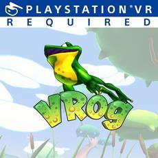 VRog für die PlayStation 4 veröffentlicht