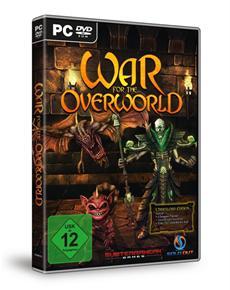 War for the Overworld ist da!
