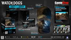 WATCH_DOGS<sup>&trade;</sup> - Infos zur Vigilante Edition - Vorbestellungen exklusiv &uuml;ber Gamestop &amp; Uplay m&ouml;glich