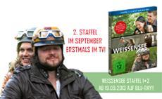 WEISSENSEE Staffel 1+ 2 - ab 19.09.2013 auf Blu-Ray!