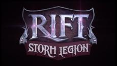 Weltweiter Launch von RIFT - Storm Legion am 13. November