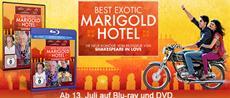 Willkommen im 'Best Exotic Marigold Hotel'