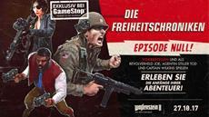 Wolfenstein II: The New Colossus bei GameStop vorbestellen und exklusiven DLC-Inhalt erhalten!