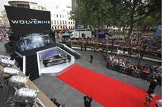 WOLVERINE: WEG DES KRIEGERS feierte gestern Weltpremiere in London