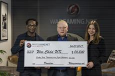 World of Tanks-Spieler sammeln 84.800 US$ für War Child