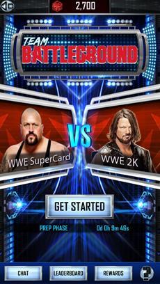 WWE SuperCard - Season 3 Update nun verfügbar