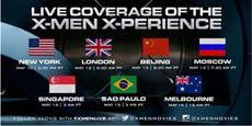 X-MEN: Zukunft ist Vergangenheit: Details zur X-MEN X-PERIENCE