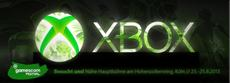 Xbox illuminiert gamescom Festival in Köln