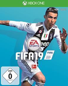 EA SPORTS FIFA 19 ab heute weltweit erhältlich