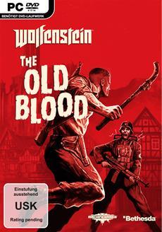 Wolfenstein: The Old Blood ab heute im Handel erhältlich!