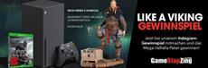 Xbox Series X gewinnen - Großes Gewinnspiel bei GameStopZing zum Release von Assasin's Creed Valhalla