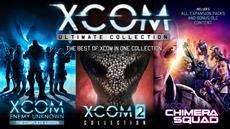XCOM: Ultimate Collection jetzt digital auf Steam erhältlich